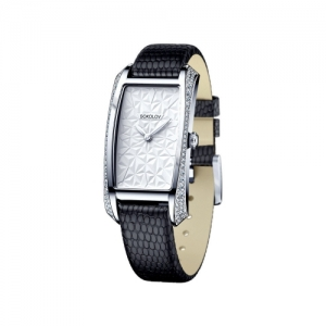Женские серебряные часы Favorite game