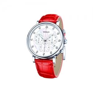 Женские серебряные часы Feel free