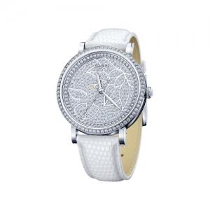 Женские серебряные часы Shine