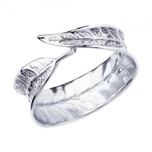 Кольцо для салфеток из серебра