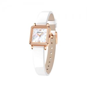 Женские золотые часы с бриллиантами Diva