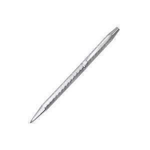 Сувенир из серебра в виде ручки с фианитом