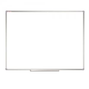 Доска магнитно-маркерная 60х90 см, алюминиевая рамка, Польшасерый Profit