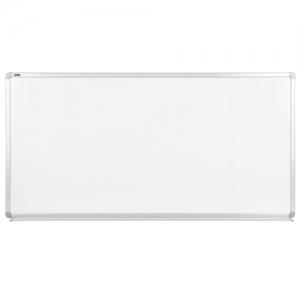 Доска магнитно-маркерная 90х180 см, улучшенная алюминиевая рамка, Гарантия 10 лет Premium