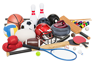 Игрушки и спорттовары оптом